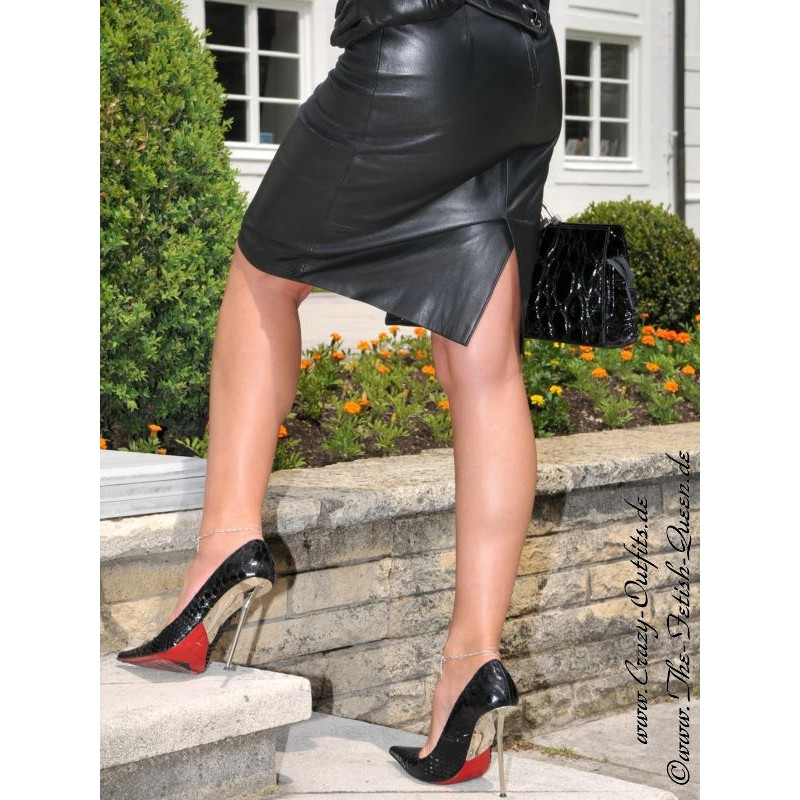 leather skirt ssw 044 webshop for