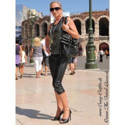 Capri trouser STW-002 black