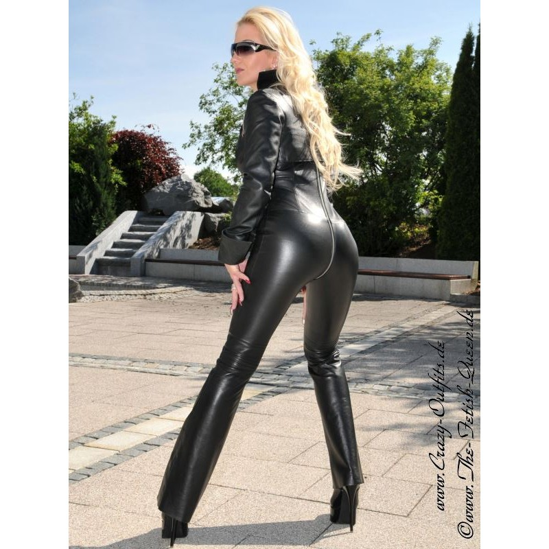 Leather Catsuit Ds 702 Crazy Outfits Webshop For
