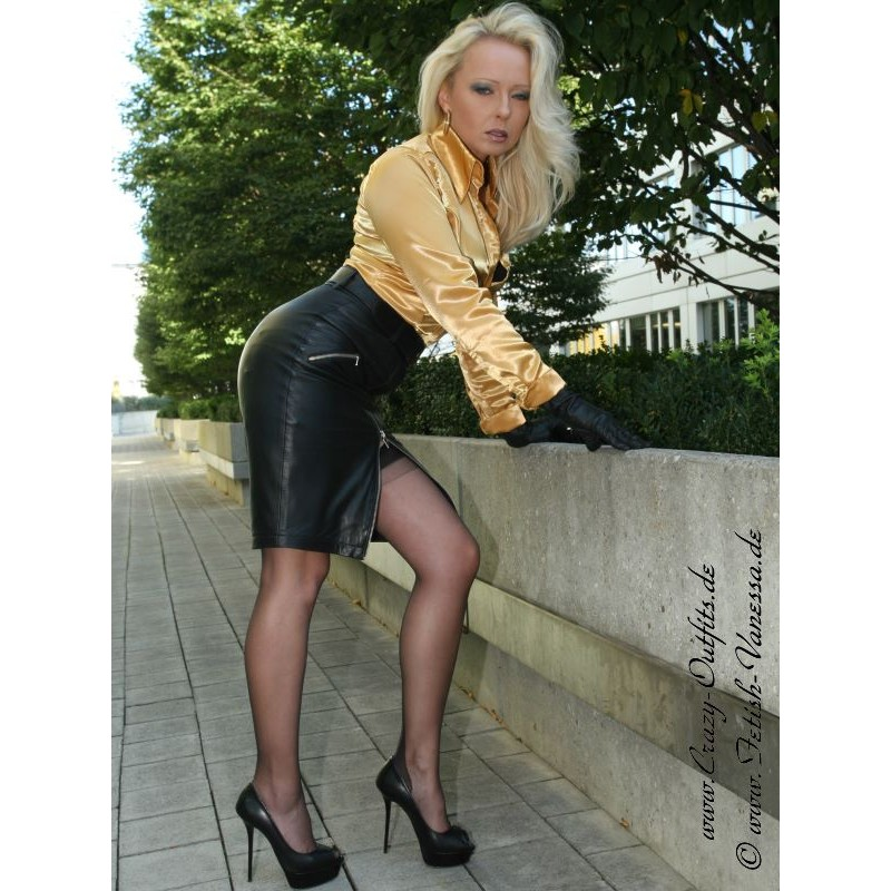 Leather Skirt Ds 520 Crazy Outfits Webshop For Leather