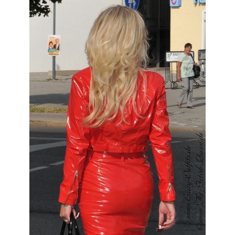 Vinyl Jacket Ds 616v Crazy Outfits Webshop For Leather