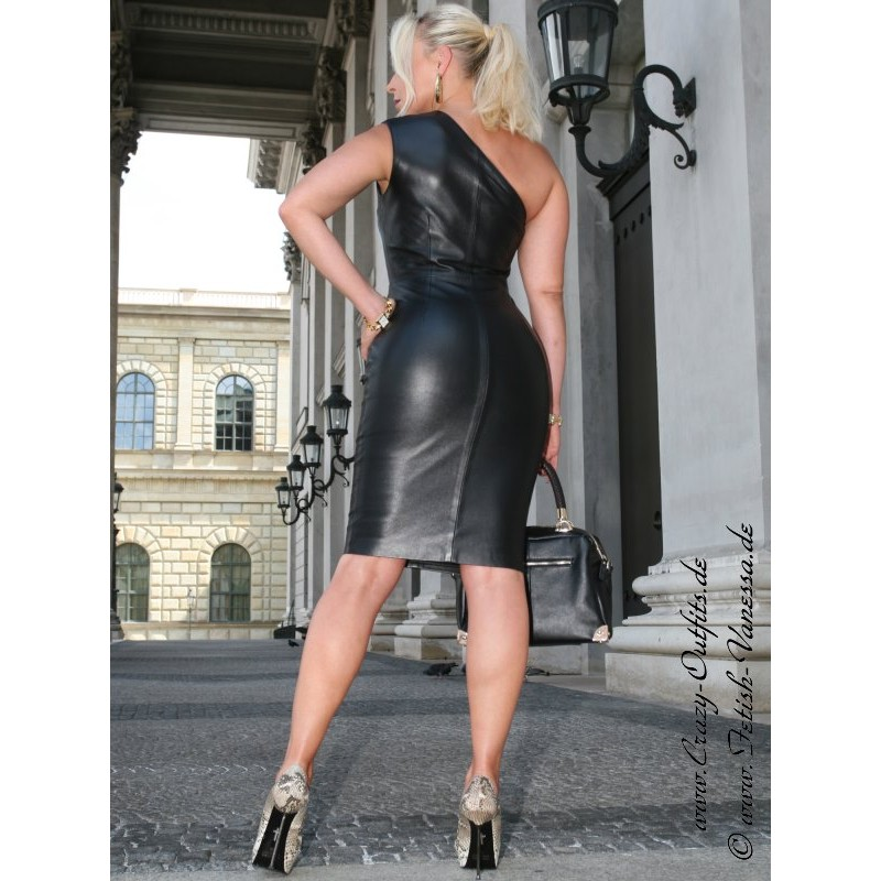 Leather Dress Ds 140 Crazy Outfits Webshop For Leather