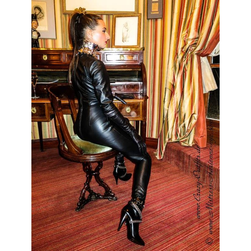 Leather Catsuit Ds 704 Crazy Outfits Webshop For