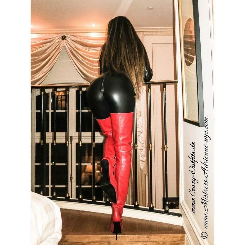 Leather catsuit DS-704 : Crazy-Outfits - webshop for ...