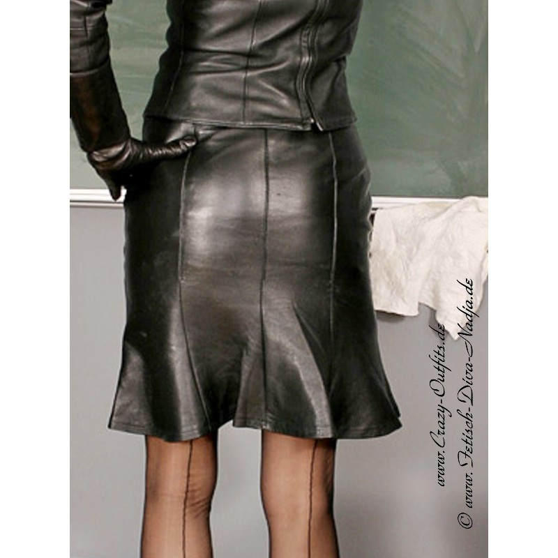 leather skirt ds 542 webshop for leather