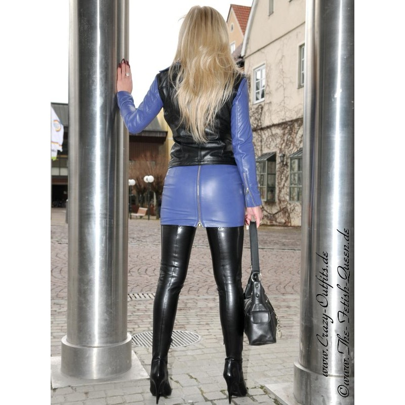 Leather Jacket Ds 642 Crazy Outfits Webshop For