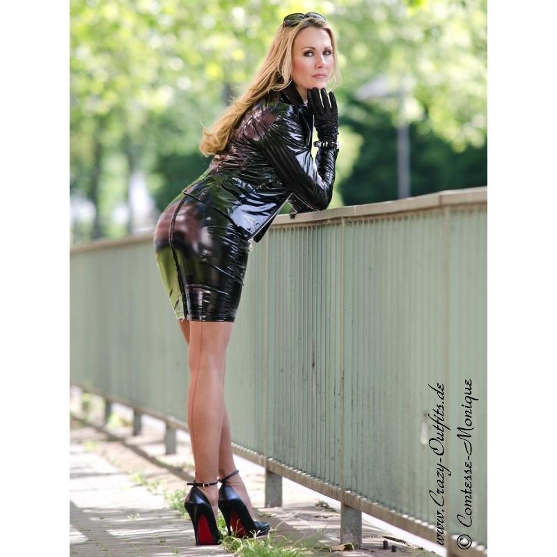 Vinyl Jacket Sjw 003v Crazy Outfits Webshop For