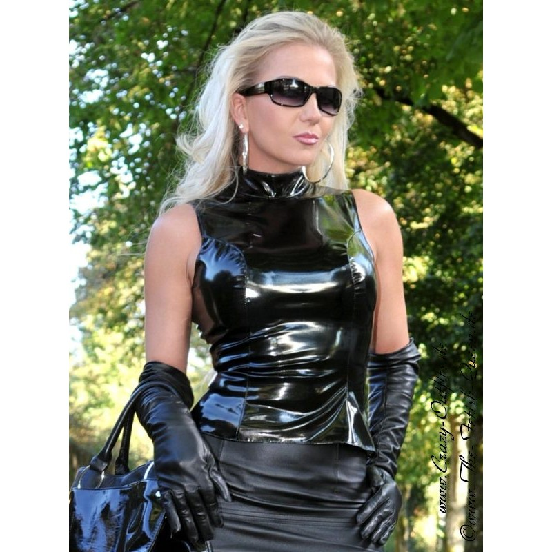 Vinyl Top Ds 326v Crazy Outfits Webshop For Leather