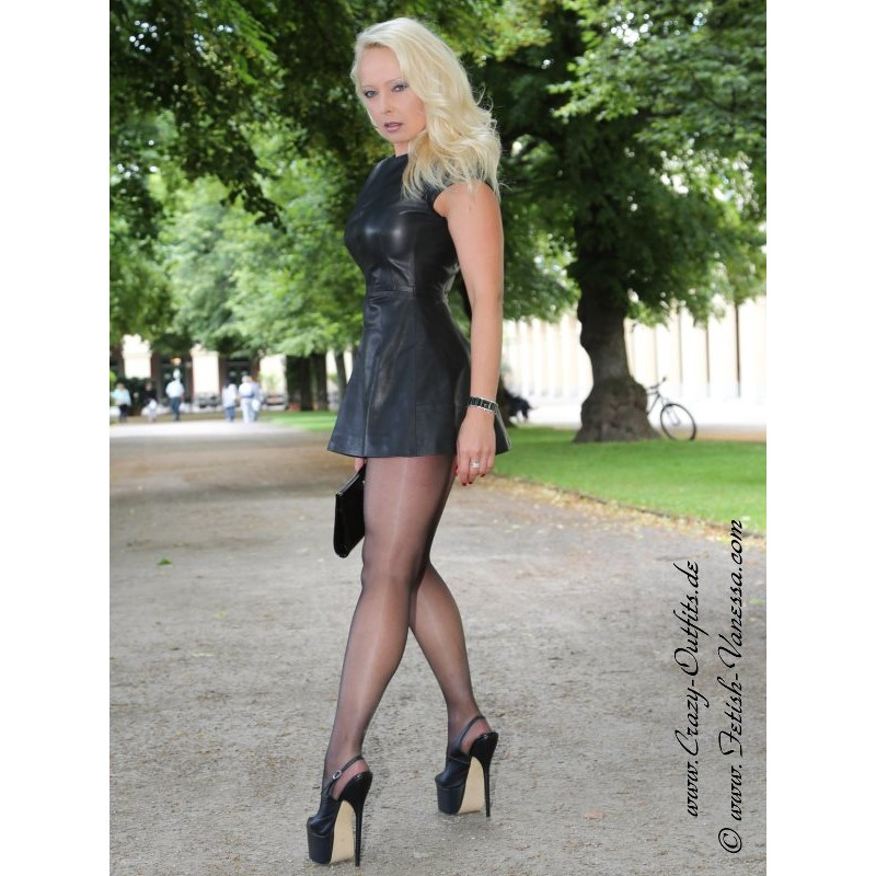 Leather Dress Ds 146 Crazy Outfits Webshop For Leather
