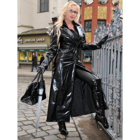 Vinyl Coat Ds 650v Crazy Outfits Webshop For Leather