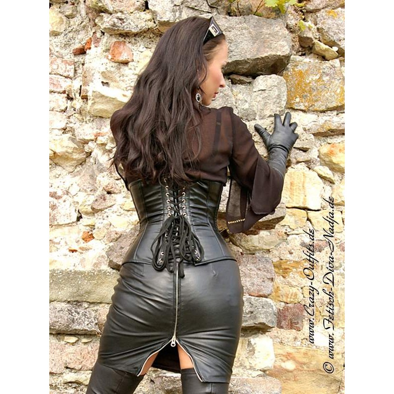 Leather Corset Ds-228  Crazy-Outfits - Webshop For -3050