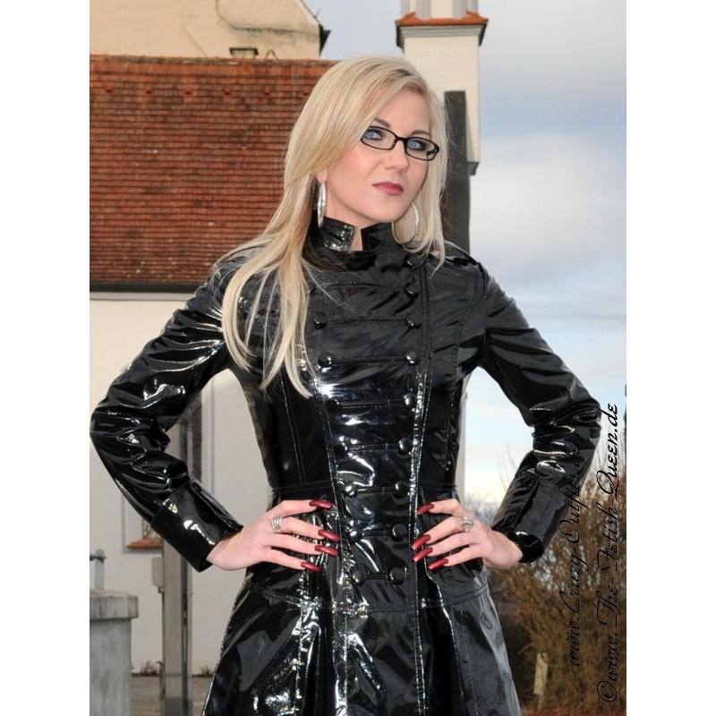 Vinyl Coat Ds 652v Crazy Outfits Webshop For Leather