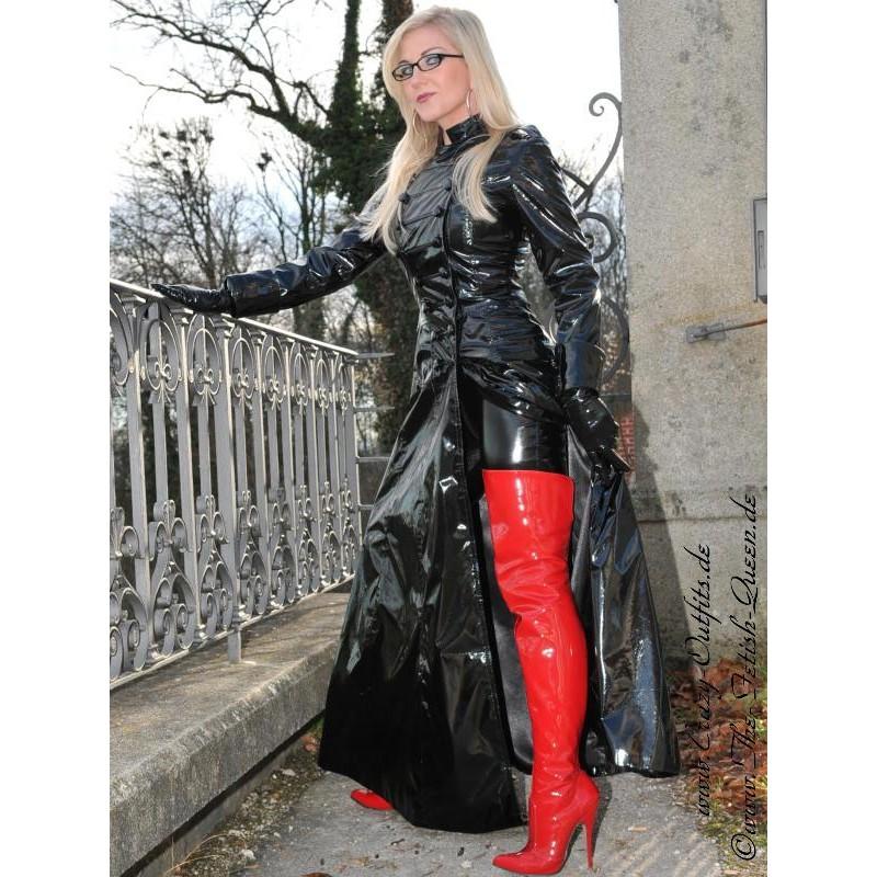 Lackmantel Ds 652v Crazy Outfits Webshop F 252 R
