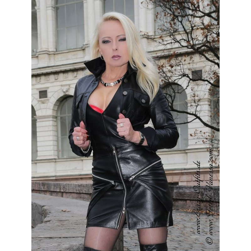 Leather Skirt Ds 554 Crazy Outfits Webshop For Leather