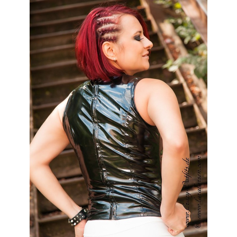 Vinyl Top Ds 306v Crazy Outfits Webshop For Leather