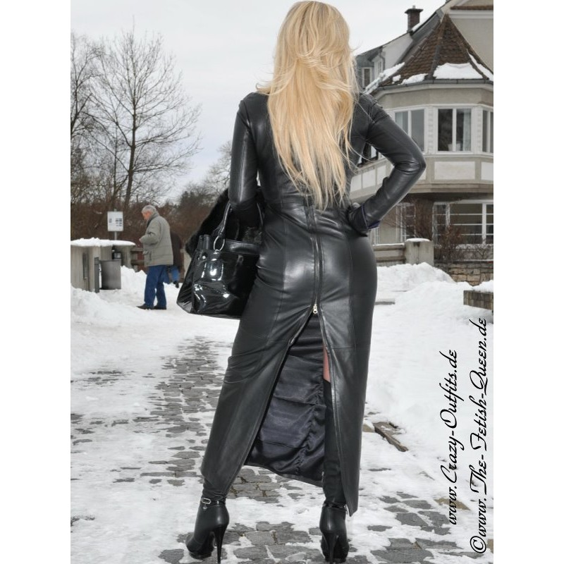 Leather Dress Ds 122 Crazy Outfits Webshop For Leather