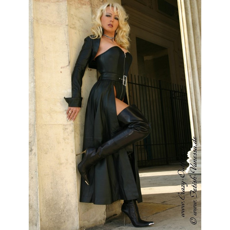 Leather Set 3 Part 4 045 Crazy Outfits Webshop For