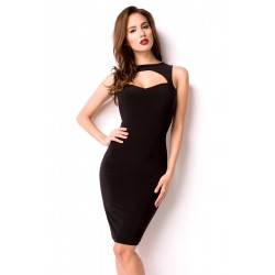 Cocktail dress 12893 black