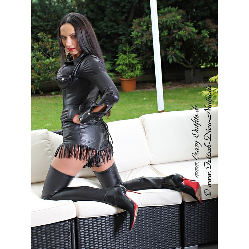 Leather Hotpants Ds 436 Crazy Outfits Webshop For