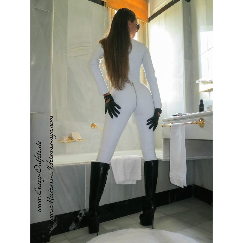 Leather Catsuit 4 013 Crazy Outfits Webshop For