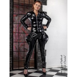 Leather hotpants DS 436 : Crazy Outfits webshop for