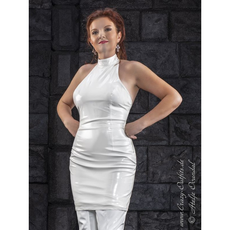 Vinyl Dress Ds 154v Crazy Outfits Webshop For Leather