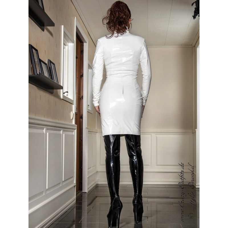 Vinyl Skirt Ds 050rv Crazy Outfits Webshop For Leather Clothing Shoes And More