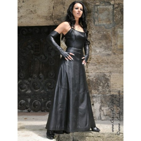 Leather Dress Ds 007 Crazy Outfits Webshop For Leather