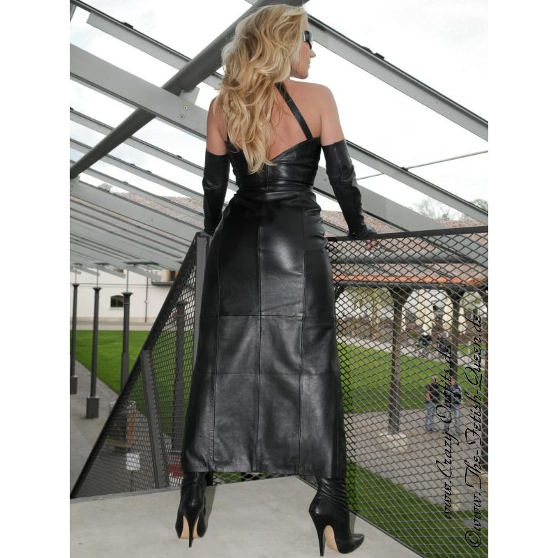 Leather Dress Ds 033 Crazy Outfits Webshop For Leather