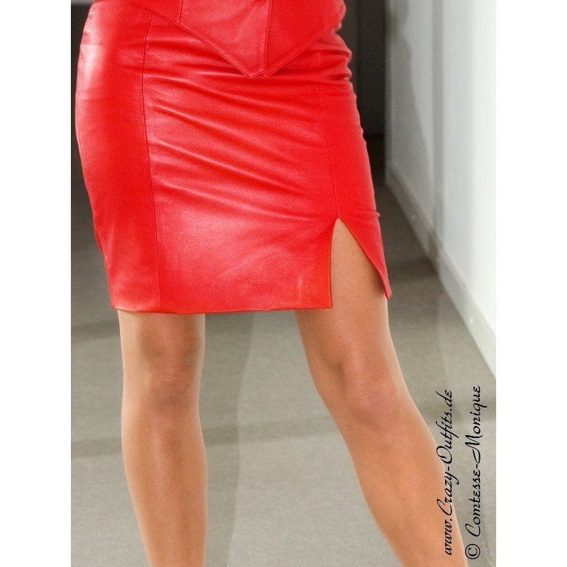 leather skirt ds 050r webshop for