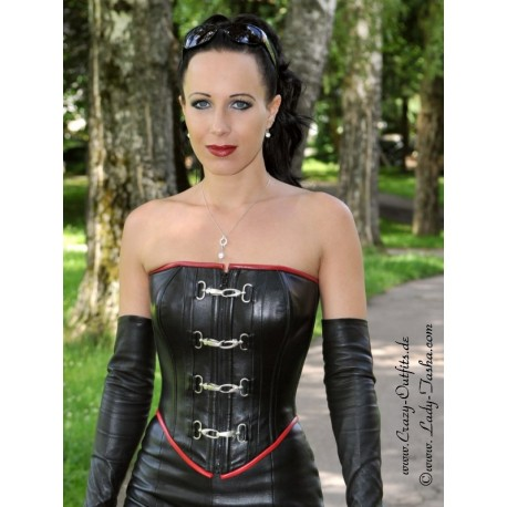 Leather Corset 3 205 Crazy Outfits Webshop For Leather