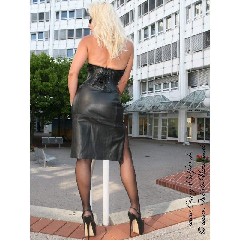 Leather Skirt Ds 071 Crazy Outfits Webshop For Leather