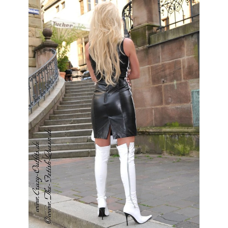 Leather Dress Ds 134 Crazy Outfits Webshop For Leather