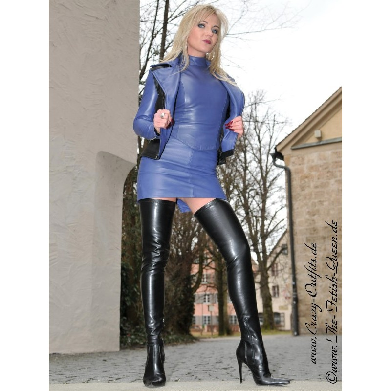 Leather Top Ds 306 Crazy Outfits Webshop For Leather