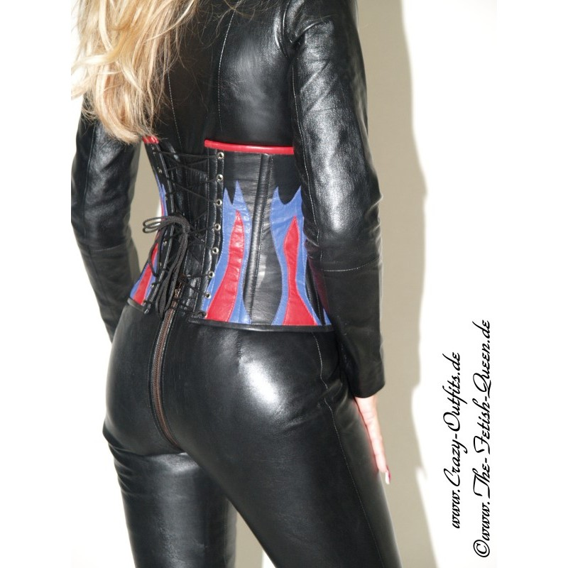 Leather Corset 3 123 Crazy Outfits Webshop For Leather