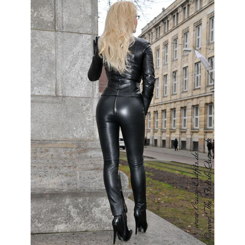 leather trouser ds400 crazyoutfits webshop for