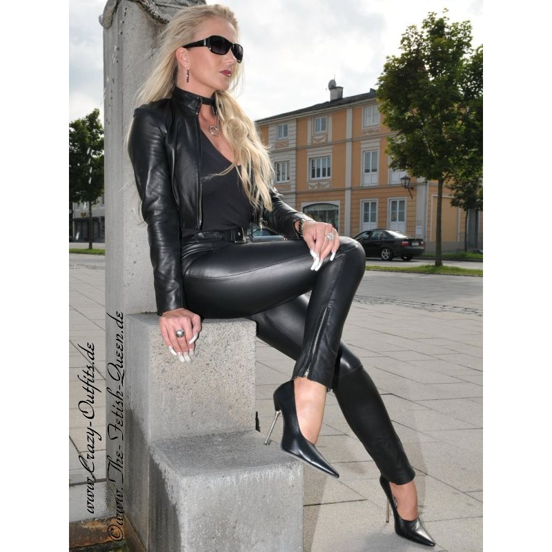 Leather Trouser Ds 416 Crazy Outfits Webshop For