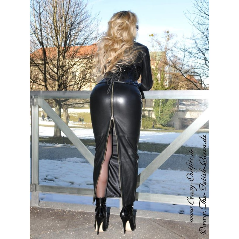 Leather Skirt Ds 506 Crazy Outfits Webshop For Leather