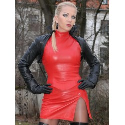 Leather skirt DS-510