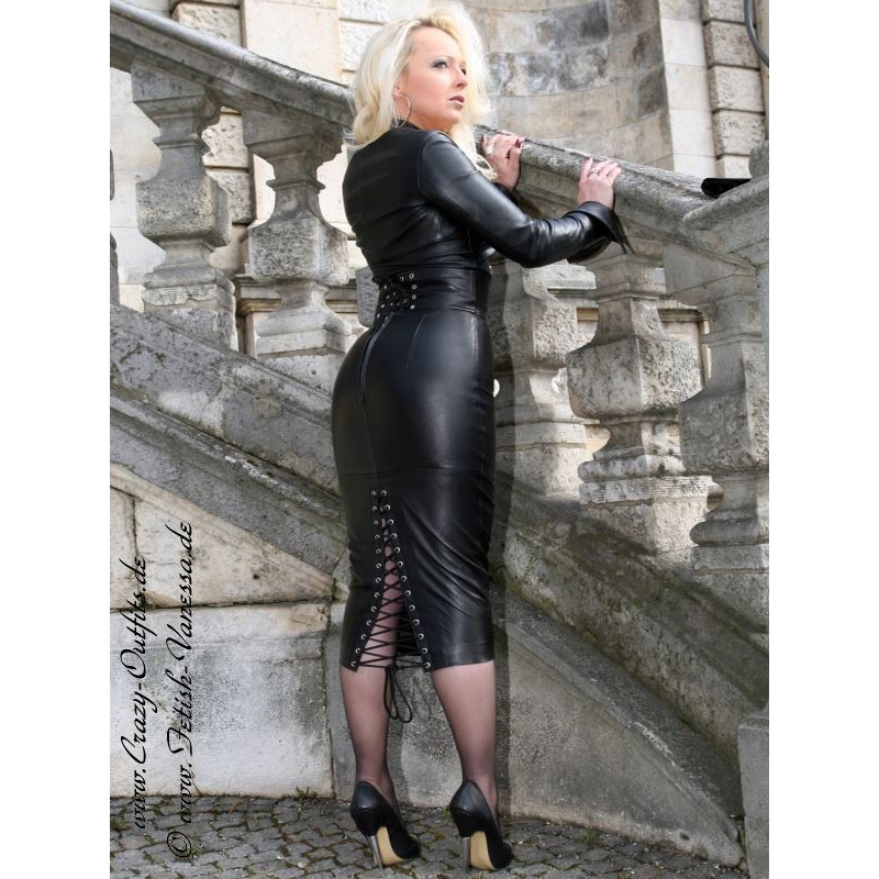 Leather Skirt Ds 516 Crazy Outfits Webshop For Leather