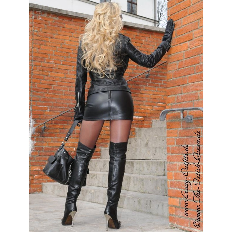 leather jacket ds606  crazyoutfits  webshop for