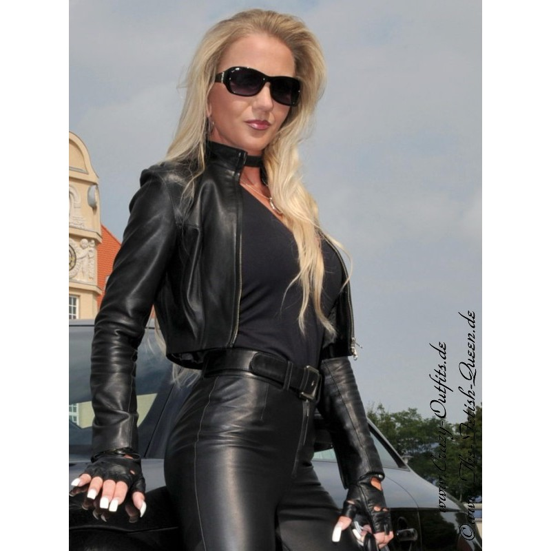 Leather Jacket Ds 620 Crazy Outfits Webshop For
